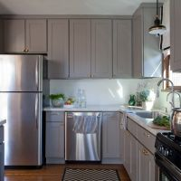 Photos Kitchen Design Ideas With Gray Cabinets Of Grey Smartphone Hd Pics Mixing Metalswant To Do My Cabnets The Untertop