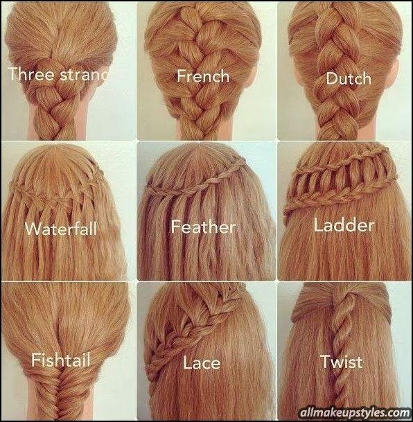 Different Childrens Hairstyle Allmakeupstyles Pinterest
