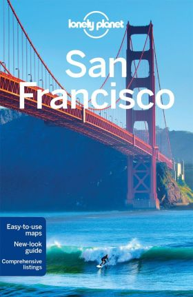 books about san francisco lonely planet
