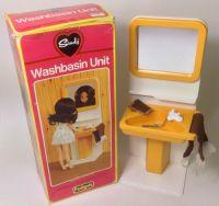 Vintage Pedigree Sindy Doll House Furniture - Bathroom ...