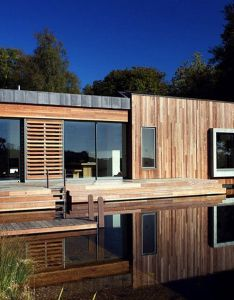 Image of from gallery new forest house pad studio courtesy also tranquil with  sustainable modern design in the uk rh pinterest