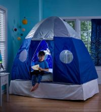 Galactic Bed Tent Not sure if Dash would like this and ...
