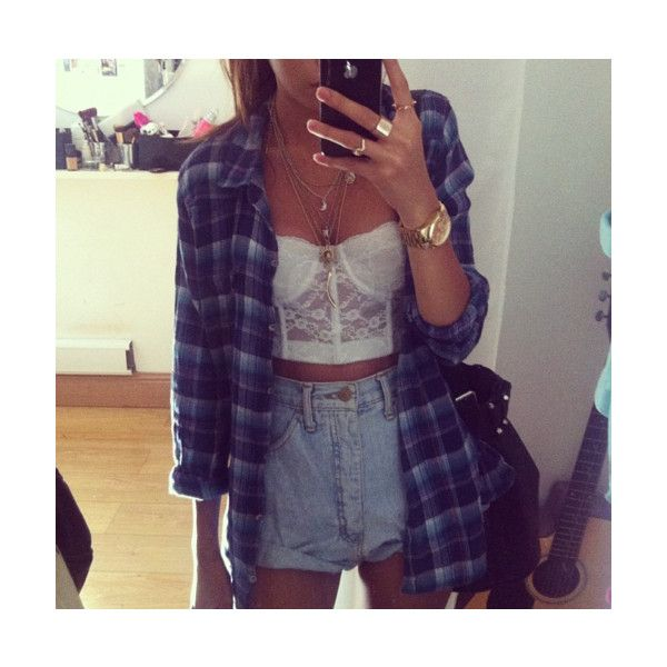 House Party Outfit Ideas Tumblr ❤ Liked On Polyvore Featuring