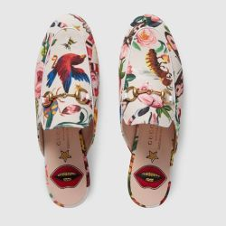 4a724eb129a Image Result For Pink Suede Gucci Marmont Slides Gucci Girl