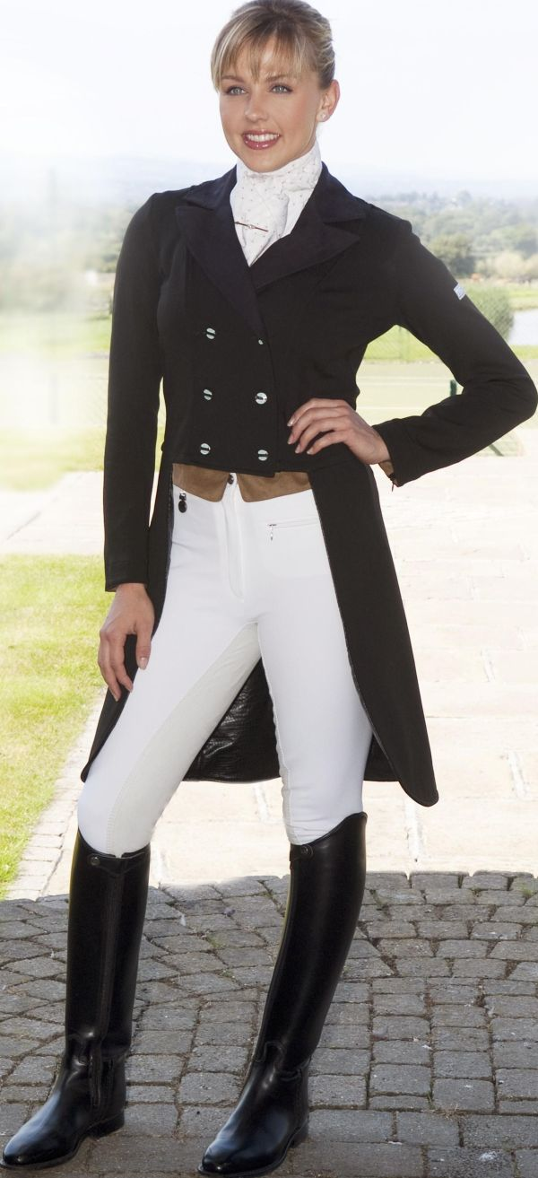 Dressage outfit horse riding equipment Pinterest