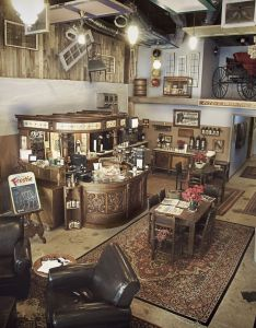 Dosey doe coffee shop cute shops pinterest love the bar and chairs also rh