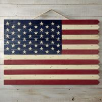 Americana Outdoor Wall Decor - Wall Decor Ideas