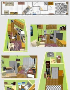 very space efficient floor plan for container home tiny house  who also rh nz pinterest