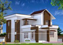 Double Floor Home Design Kerala