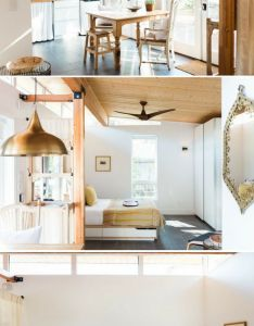 sq ft california guesthouse with bright modern interior also rh uk pinterest