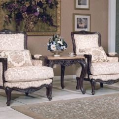 Formal Living Room Accent Chairs Hiring Cape Town Furniture Sets Tanner Traditional Luxury