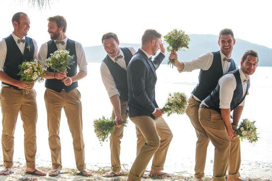 Marli and Danes Rustic Beachside Wedding  Weddings Wedding and Wedding poses