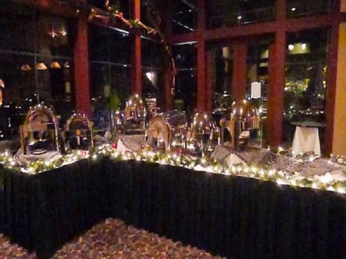office christmas party table decoration ideas interior design