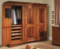 How to Make Hang Wardrobe of Wood Portable Closet - http ...