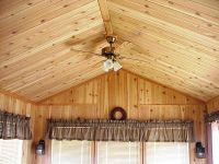 cabin ceilings | FOREST RIVER ND-38 CEDAR LOG CABIN ...