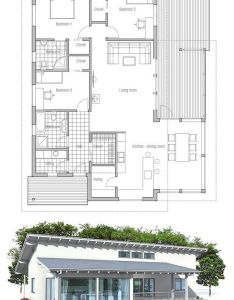 Small home design simple lines and spacious interior areas house plan with affordable building budget floor from concepthome pinterest also rh za
