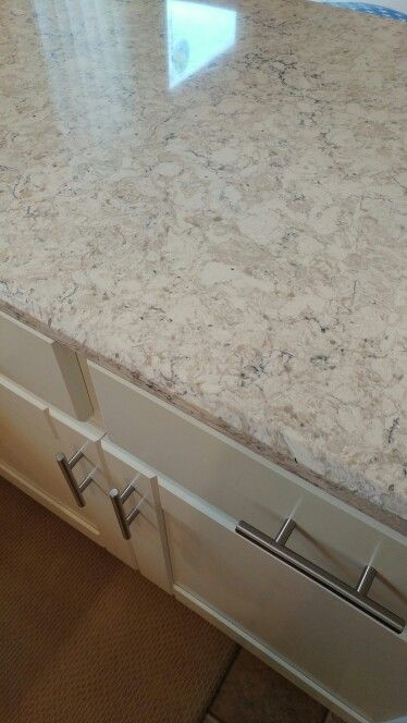 cabinet colors for small kitchens hope kitchen cabinets lg aria quartz with creamy white | home ...