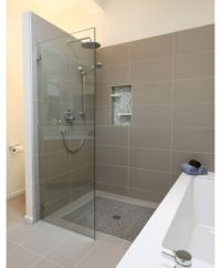 stacked tile layout | Bathroom Tile Ideas | Pinterest ...