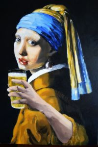 "Girl With a Pearl Earring | Art - ""Girl with a Pearl ..."
