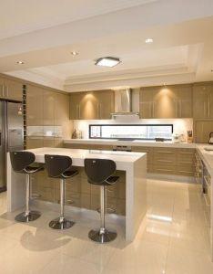 Interesting modern kitchen plans open plan design using handmade from this projects built thank also rh pinterest