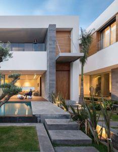 Architecture also villa  designed by elouardighi mounir rabat morocco archdose rh pinterest