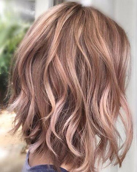 Haarkleuren 2018 Hair & Make Up Pinterest Haarfarben