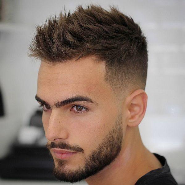 15 Frische Männer Kurze Haarschnitte Frisur Frisur Pinterest