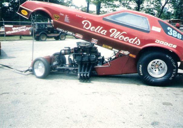 Nostalgia Funny Car