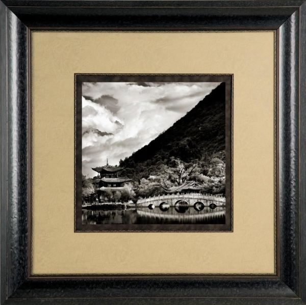 Framed Black and White Photography