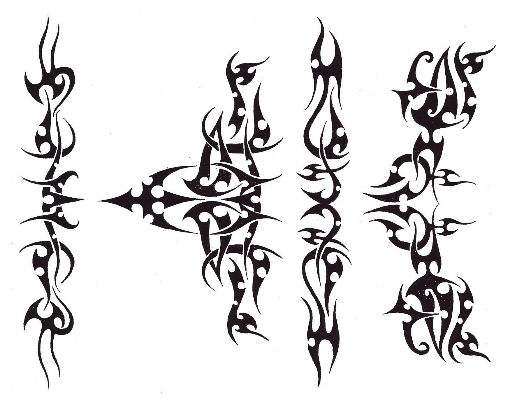 Tribal Armband Tattoos