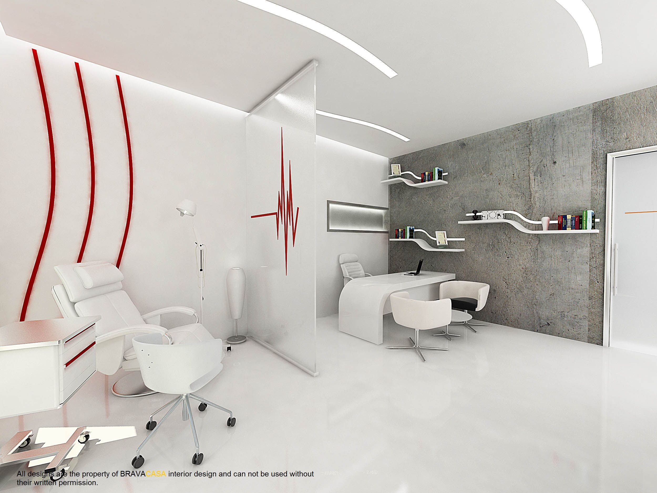 Embryocare Clinic Displaying New Direction In Healthcare Design