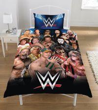 New wwe wrestling legends single duvet quilt cover bedding ...