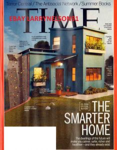 Time magazine july pages the smarter home summer books terror central also rh au pinterest