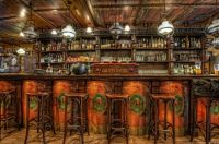 old western home bars | ... Chairs Ceiling HDR Design ...