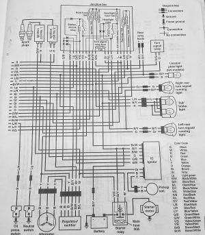 VN800 Wiring Diagram  Kawasaki Vulcan Forum : Vulcan