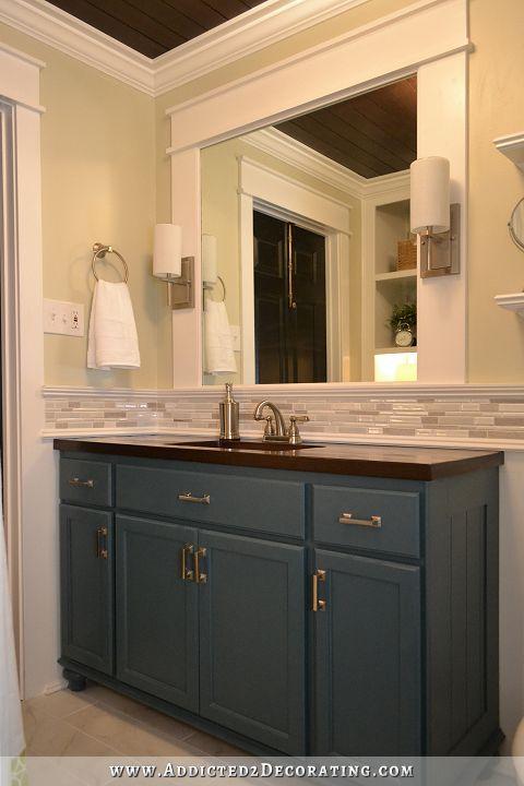 Hallway Bathroom Remodel: Before & After