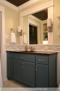 Hallway Bathroom Remodel: Before & After | Vanities ...