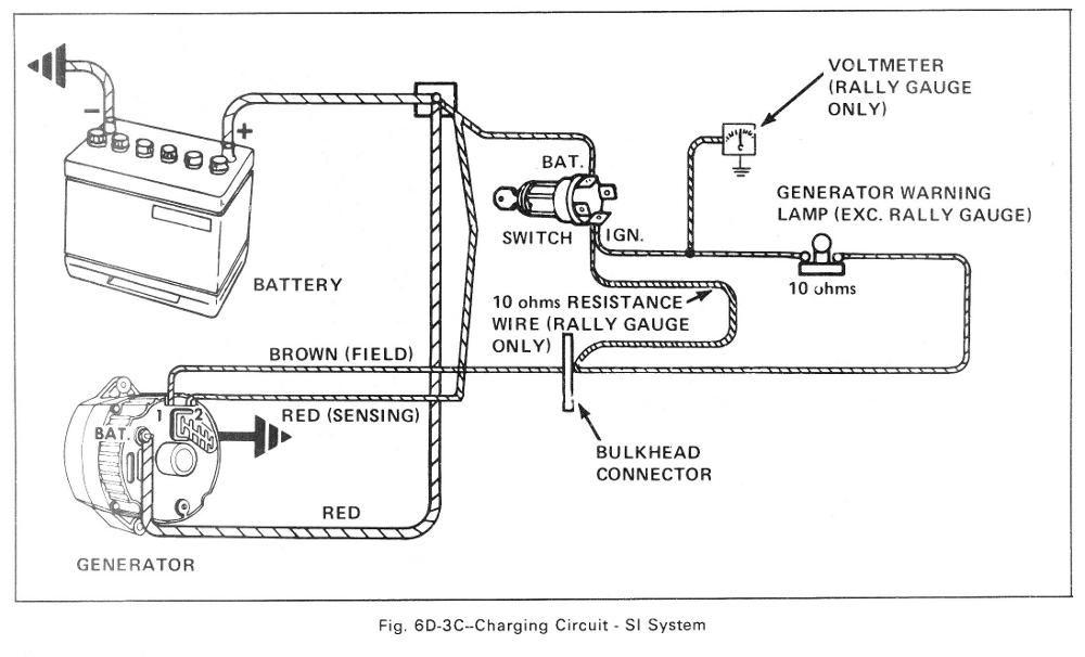 car garage wiring diagram