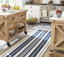 Pottery Barn Kitchen Rug