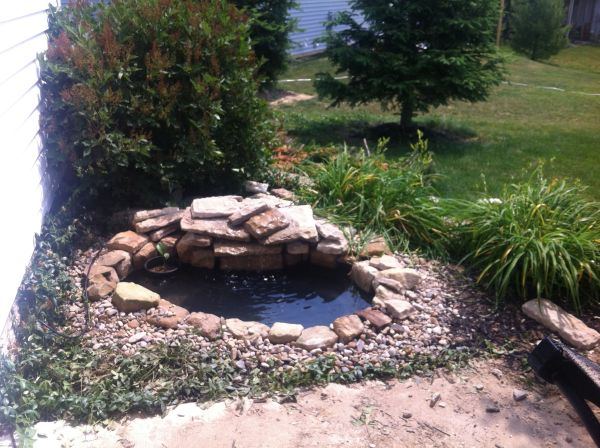 Garden Pond Liners Home Depot