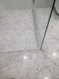 Infinity Drain Marc Newson MN Series linear shower drain ...