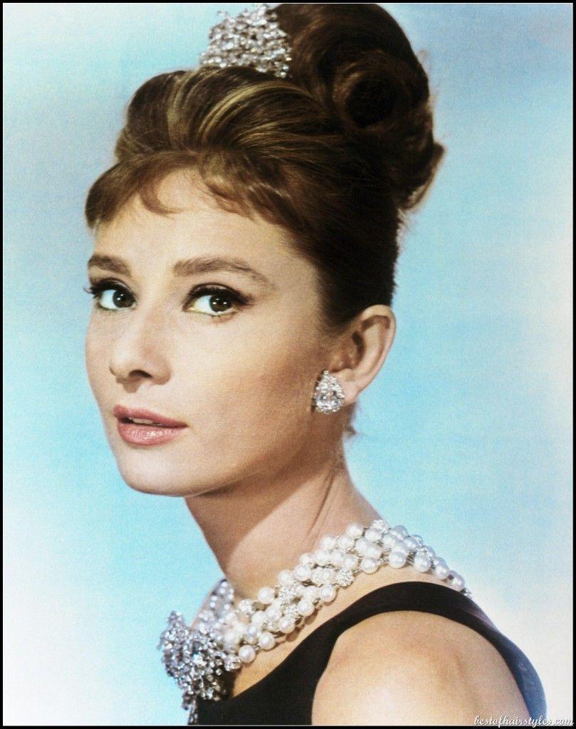 Audrey Hepburn Short Hair Cut Audrey Hepburn Hairstyles
