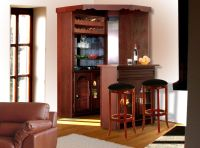 Ideas for Corner Bar Table - http://www.1sthomebarideas ...