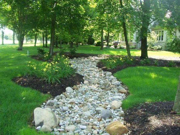 create dry creek