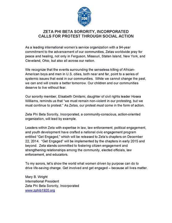 Zeta sorority interest letter example expocarfo Images