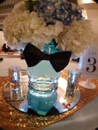 Mustache & Bow Tie Baby Shower Theme Baby Shower Party ...