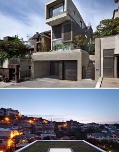 Building also the  house hyun deok jae by sae min oh of bang is  sq rh pinterest