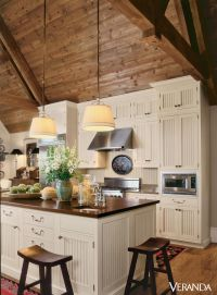 15 Rustic Kitchen Cabinets Designs Ideas With Photo ...