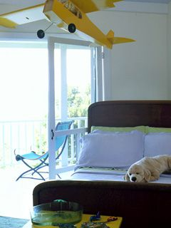 Airplane room also love the yellow plane hanging from ceiling dream home rh za pinterest