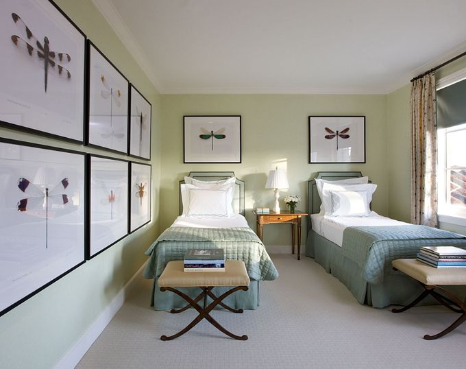 Not A Huge Room But The Tailored Look Makes It Seem Bigger Love